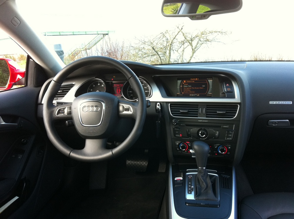 Epc light 2011 audi q5 8