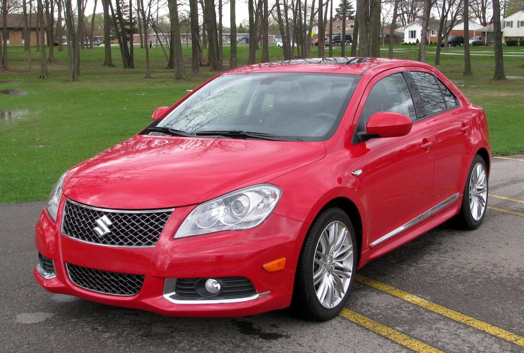 review 2011 suzuki kizashi sport sls awd autosavant autosavant. Black Bedroom Furniture Sets. Home Design Ideas