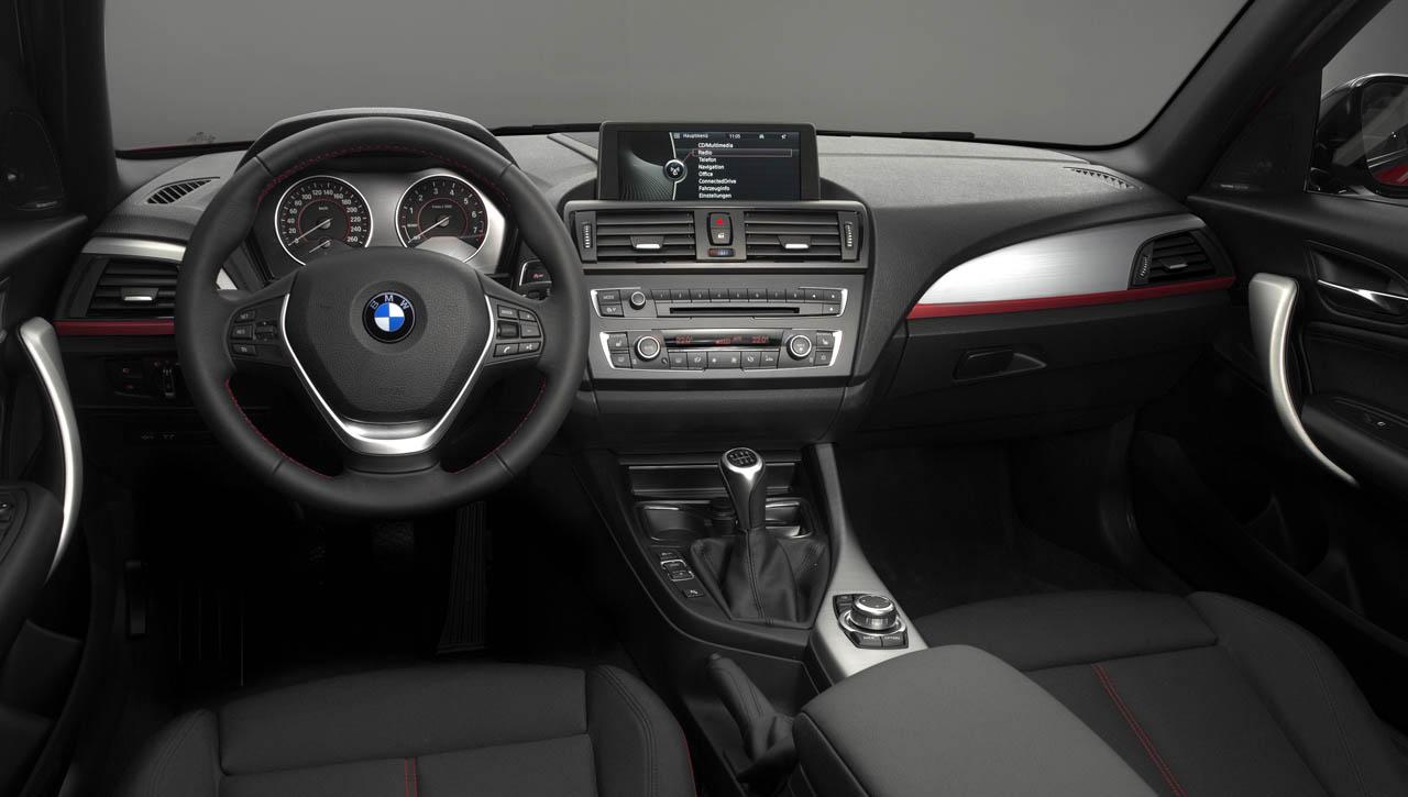 2012 BMW 1 Series Official Details Revealed Before Frankfurt Debut ...