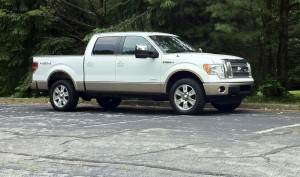 F-150 Front Quarter View