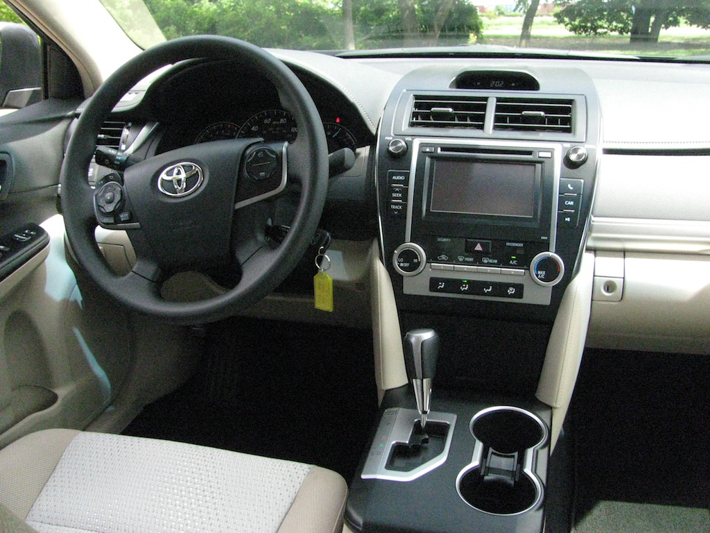 ... 2012 Camry LE. The ...