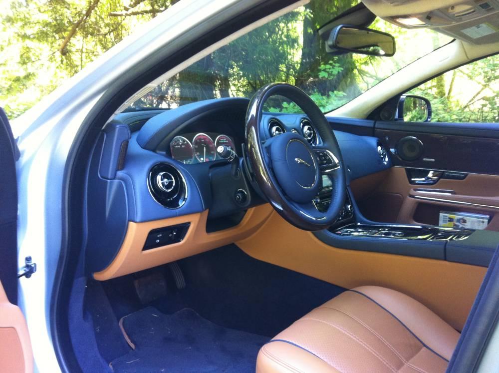 Review Jaguar XJL Supercharged Autosavant Autosavant - 2011 jaguar xjl reviews