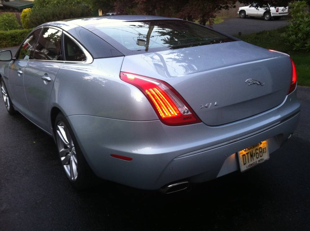 2011 Jaguar XJL Supercharged 112