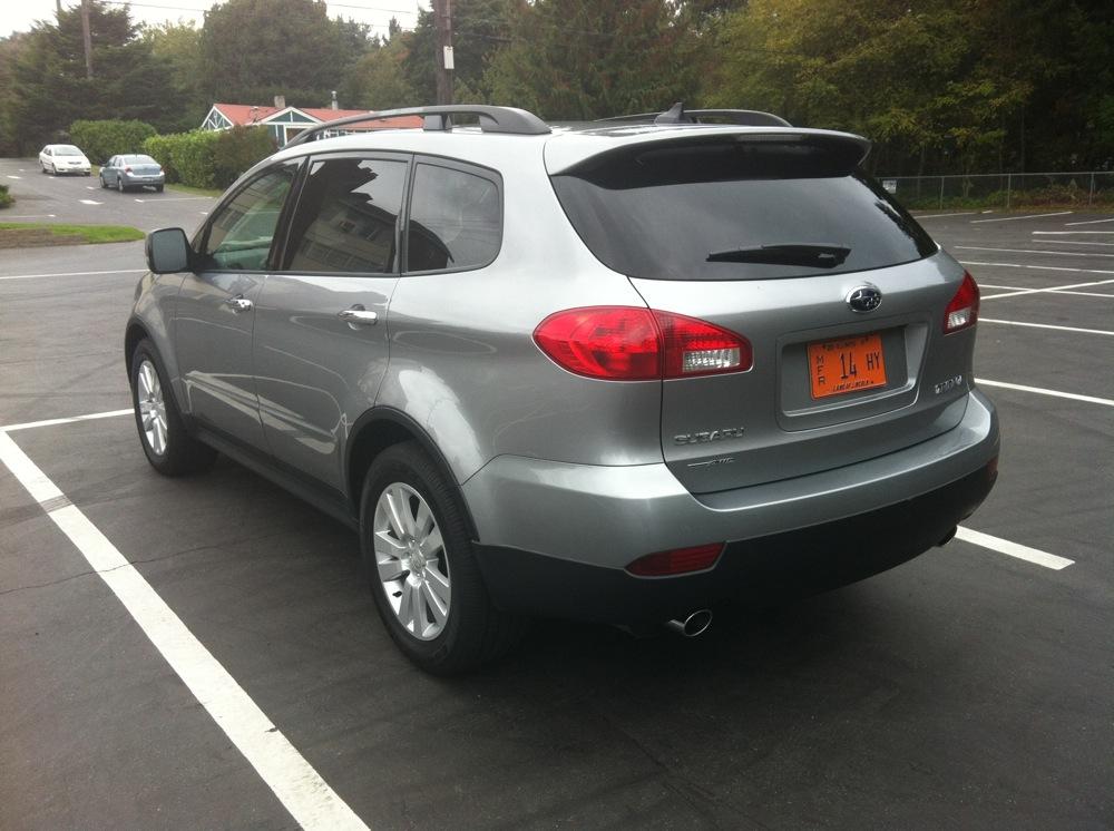 Review 2011 Subaru Tribeca Limited Autosavant Autosavant