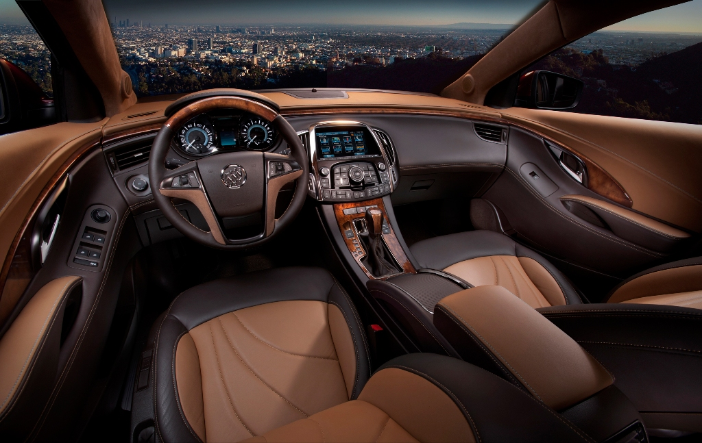 Buick Lacrosse Gl Concept Previews Pinnacle Of Buick