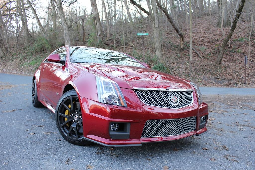 Review 2012 Cadillac Cts V Coupe Autosavant Autosavant