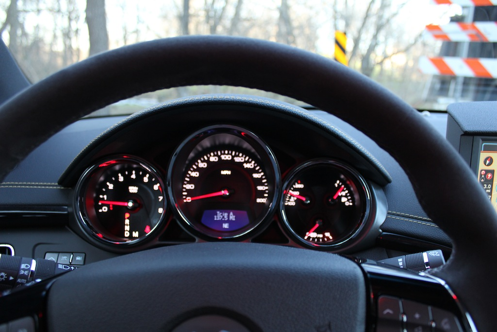 Review  2012 Cadillac Cts-v Coupe