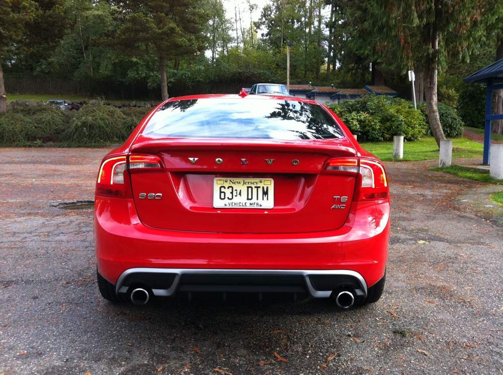 Review: 2012 Volvo S60 T6 AWD R-Design - Autosavant ...