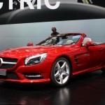 Mercedes SL edit 1