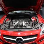 SL engine shot