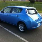 2012 Nissan Leaf SL 005