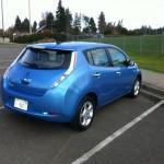 2012 Nissan Leaf SL 007
