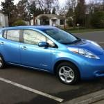 2012 Nissan Leaf SL 009