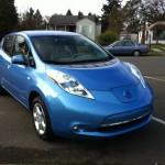 2012 Nissan Leaf SL 011