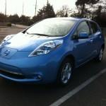 2012 Nissan Leaf SL 012