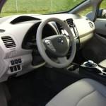 2012 Nissan Leaf SL 025