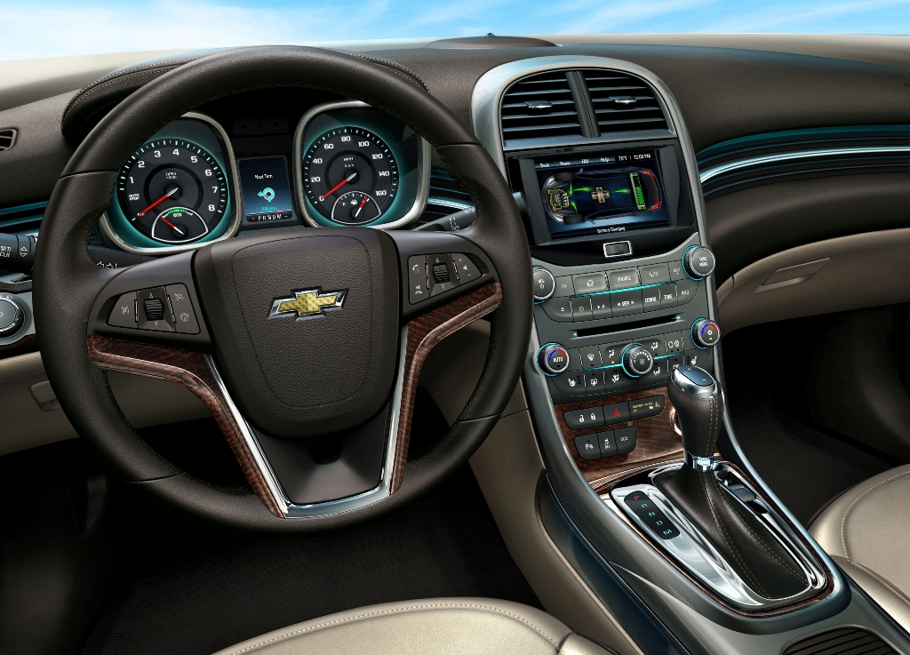 Review 2013 Chevrolet Malibu Eco Autosavant Autosavant