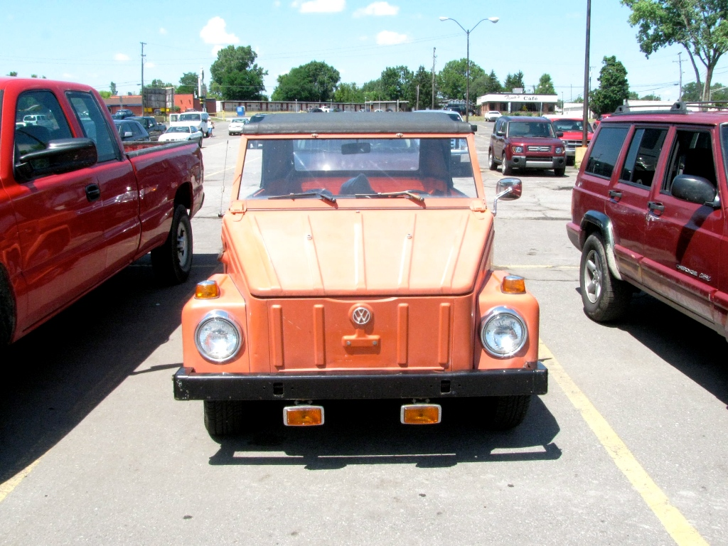 Hey There S A Cool Car 1973 1974 Vw Thing