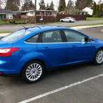 2012 Ford Focus Titanium Sedan 019
