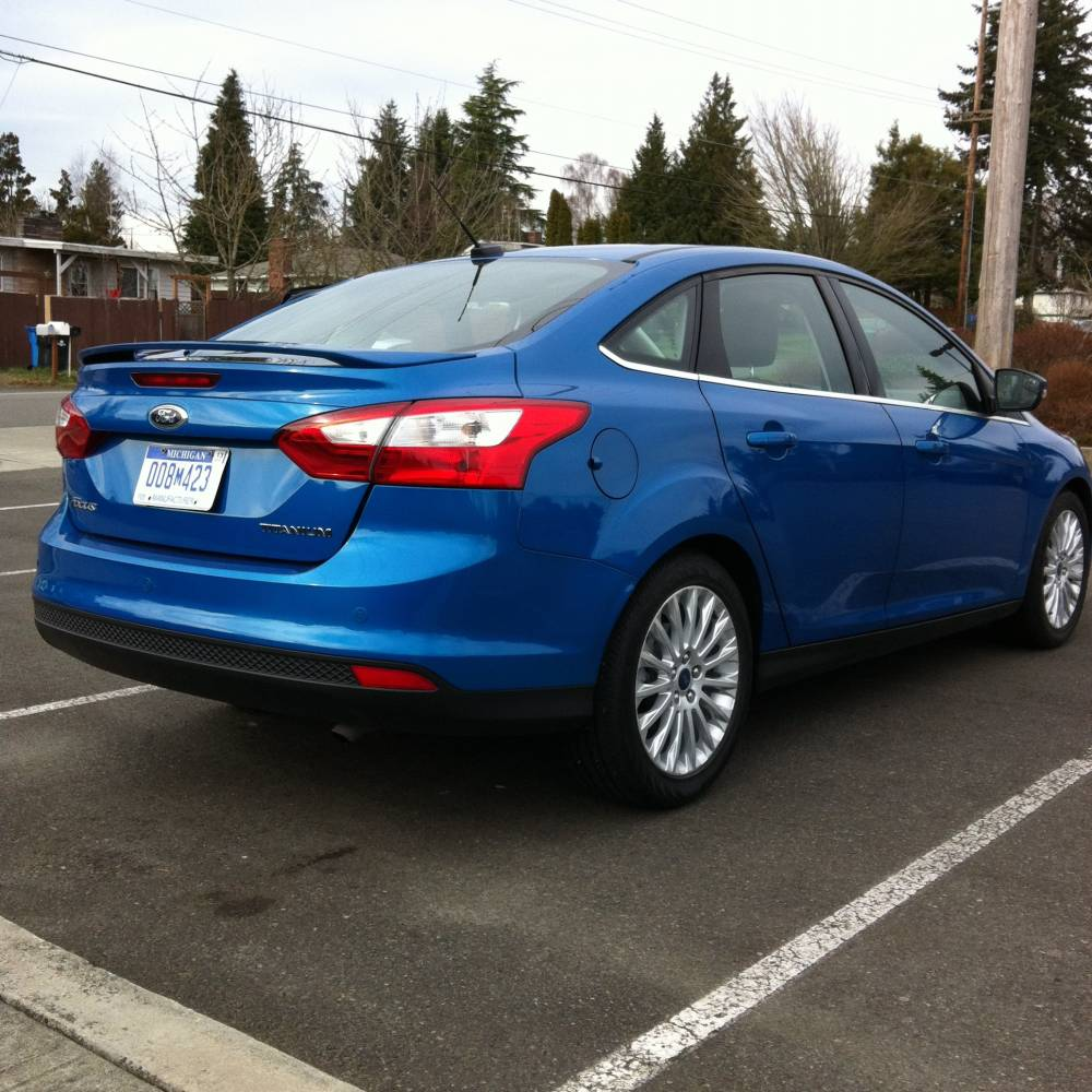 2012 ford focus automatic transmission review. Black Bedroom Furniture Sets. Home Design Ideas