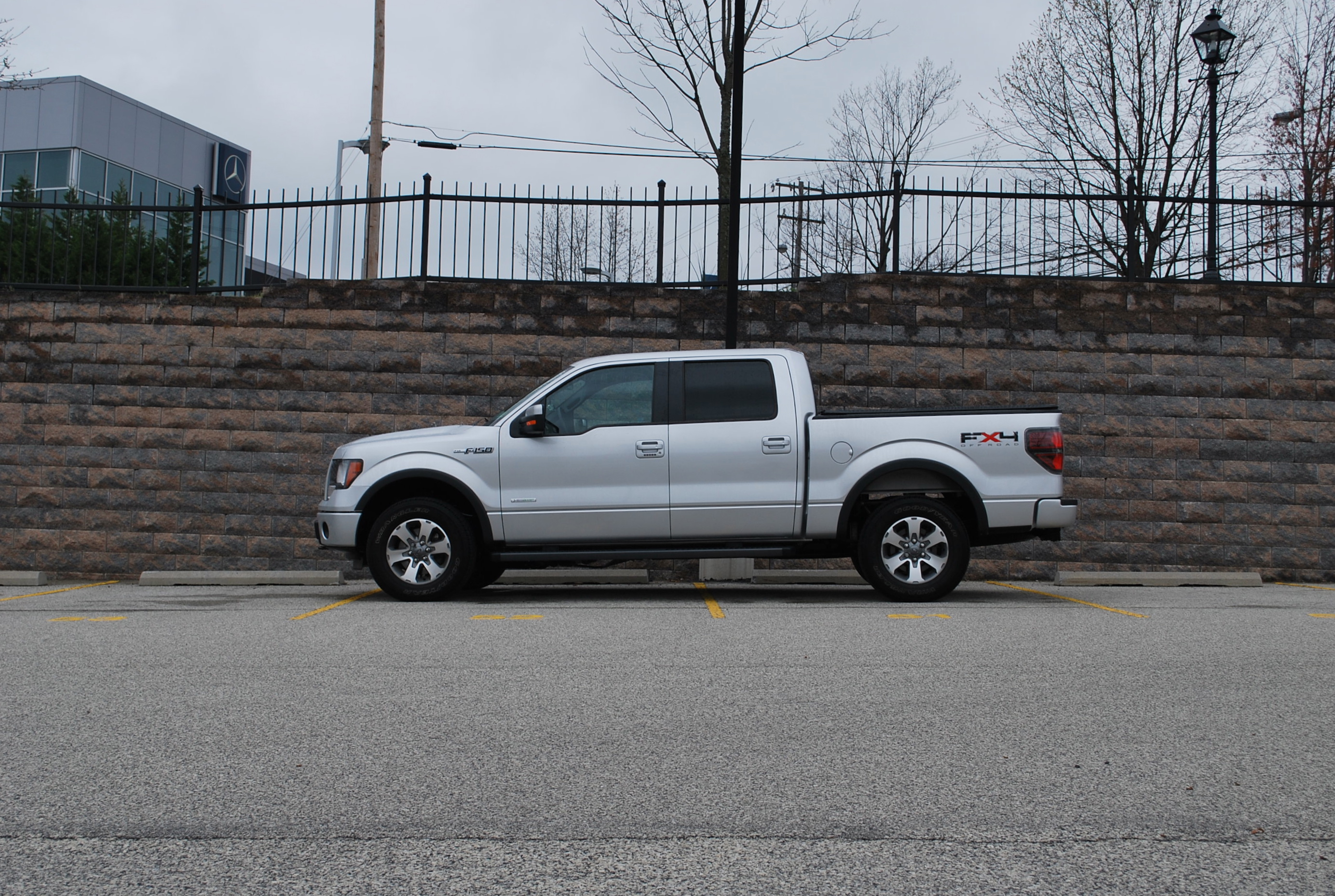 Long Term Test: F-150 FX4 Ecoboost Update 2 - Autosavant | Autosavant