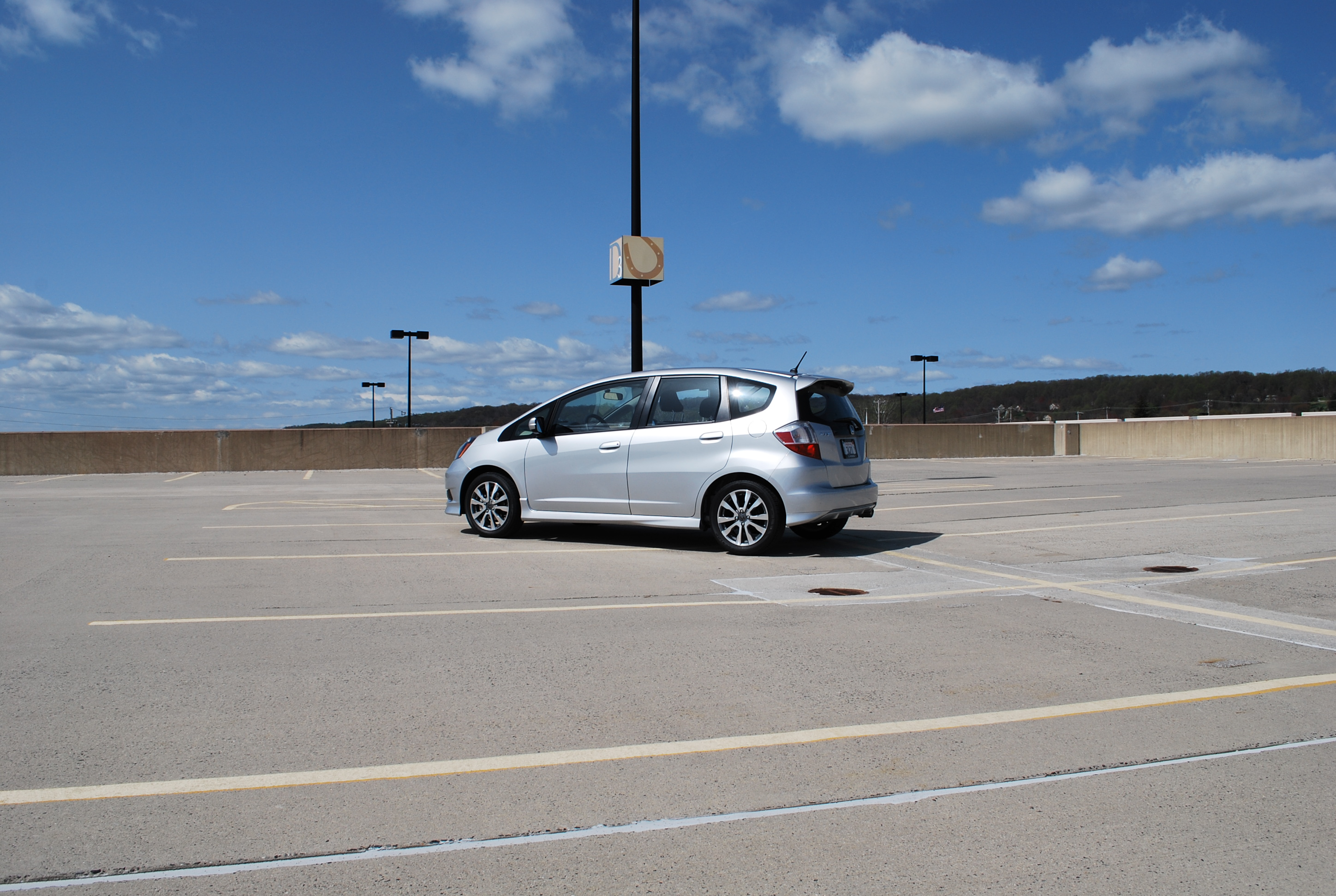 Video Review: 2012 Honda Fit Sport AT