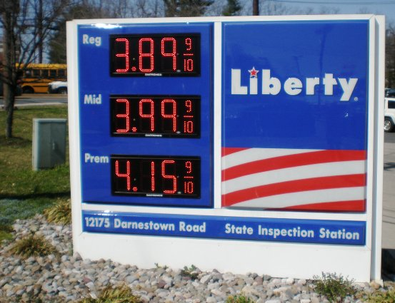 Long Term, The Price of Gasoline Will Keep Rising