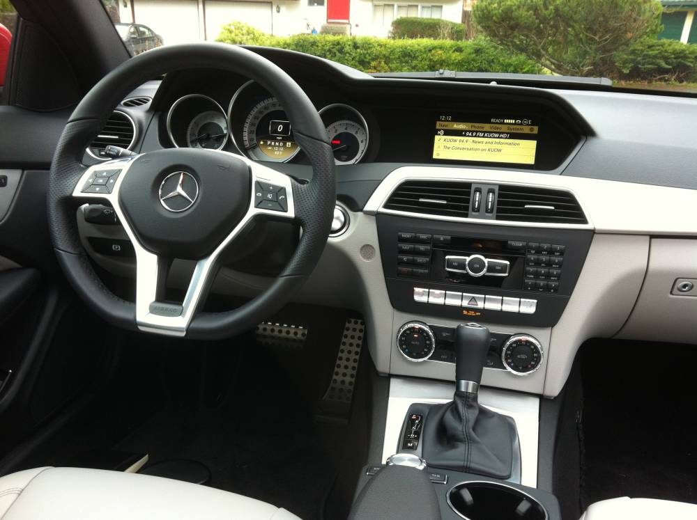 2012 Mercedes-Benz C350 coupe 041