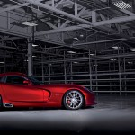 2013 SRT Viper Side View