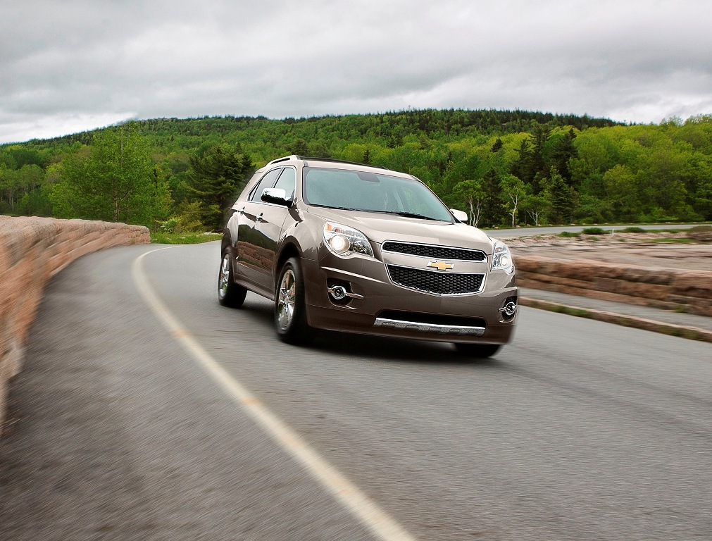 Review: 2012 Chevrolet Equinox LTZ V6 FWD