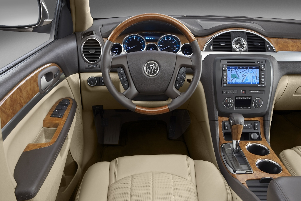 s interior report world cars enclave pictures u news price dashboard trucks photos buick