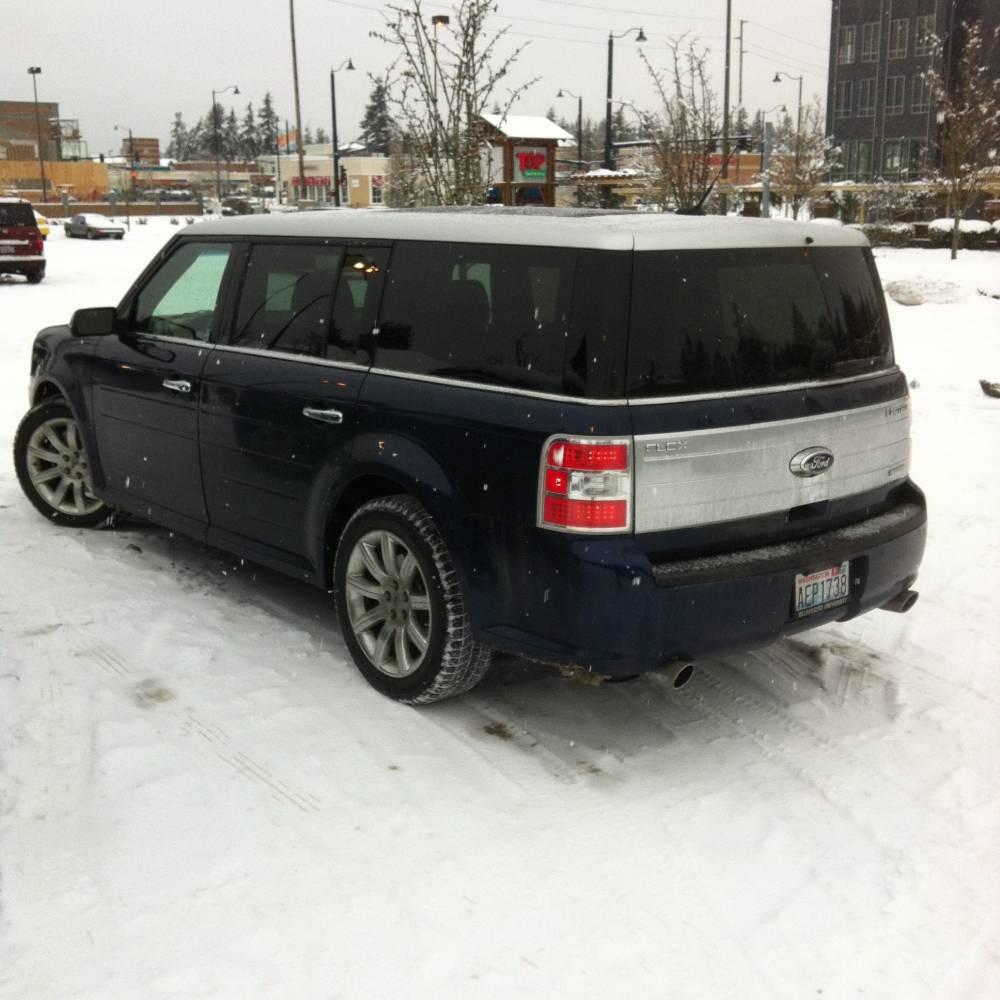 Ford Flex Sale: Long Term Test: Ford Flex Limited EcoBoost Update 2