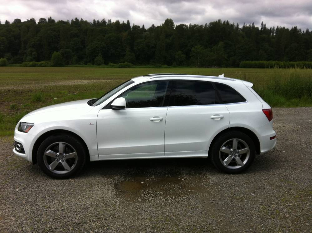 Used 2012 Audi Q5 for sale - Pricing