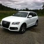 2012 Audi Q5 3.2 Quattro Tiptronic 032