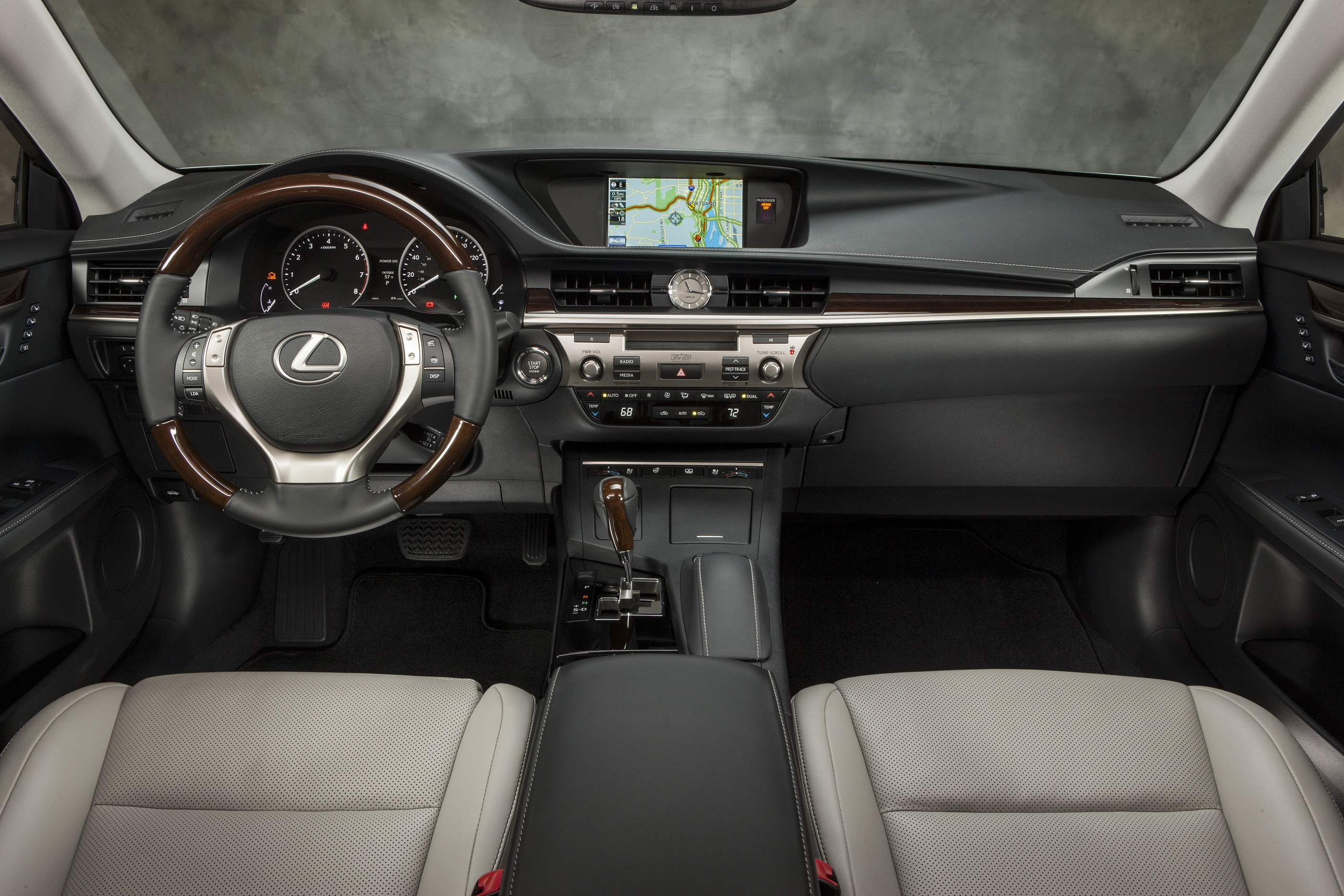 gs experience weekend amazing with lexus sedan hybrid the drive black