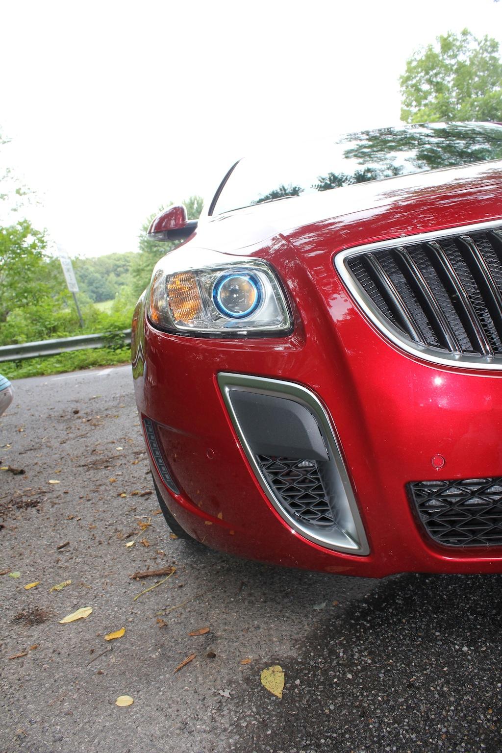 Review 2012 Buick Regal Gs Automatic Autosavant