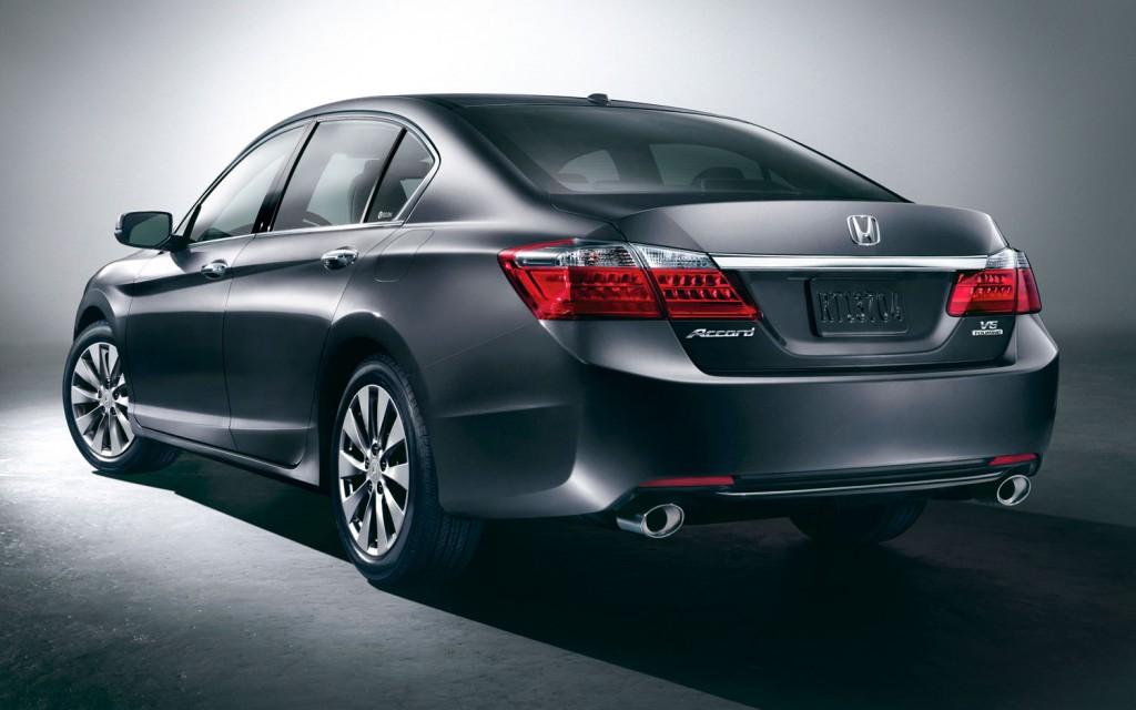 Wonderful 2013 Honda Accord Touring Sedan Rear Side View1