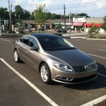 2013 Volkswagen CC Sport in parking lot