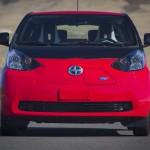 2013 Scion iQ EV front