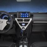2013 Scion iQ EV interior