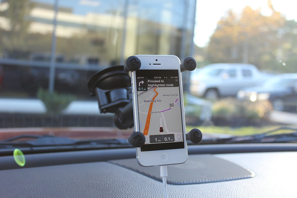 size 40 9e4f6 7f2c4 Product Review: RAM Mount RAM Universal X-Grip Cell Phone Holder ...