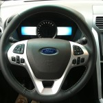 2013 Ford Explorer Sport interior