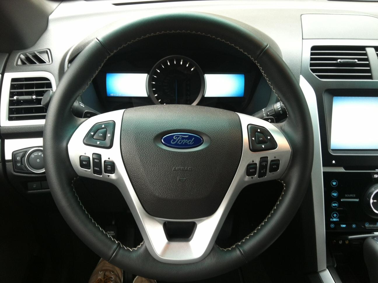 First Drive 2013 Ford Explorer Sport Autosavant