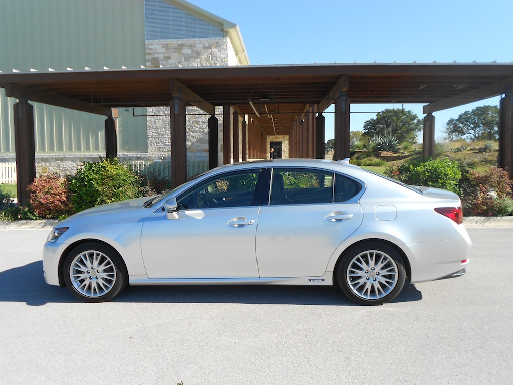 Review: 2013 Lexus GS 450h