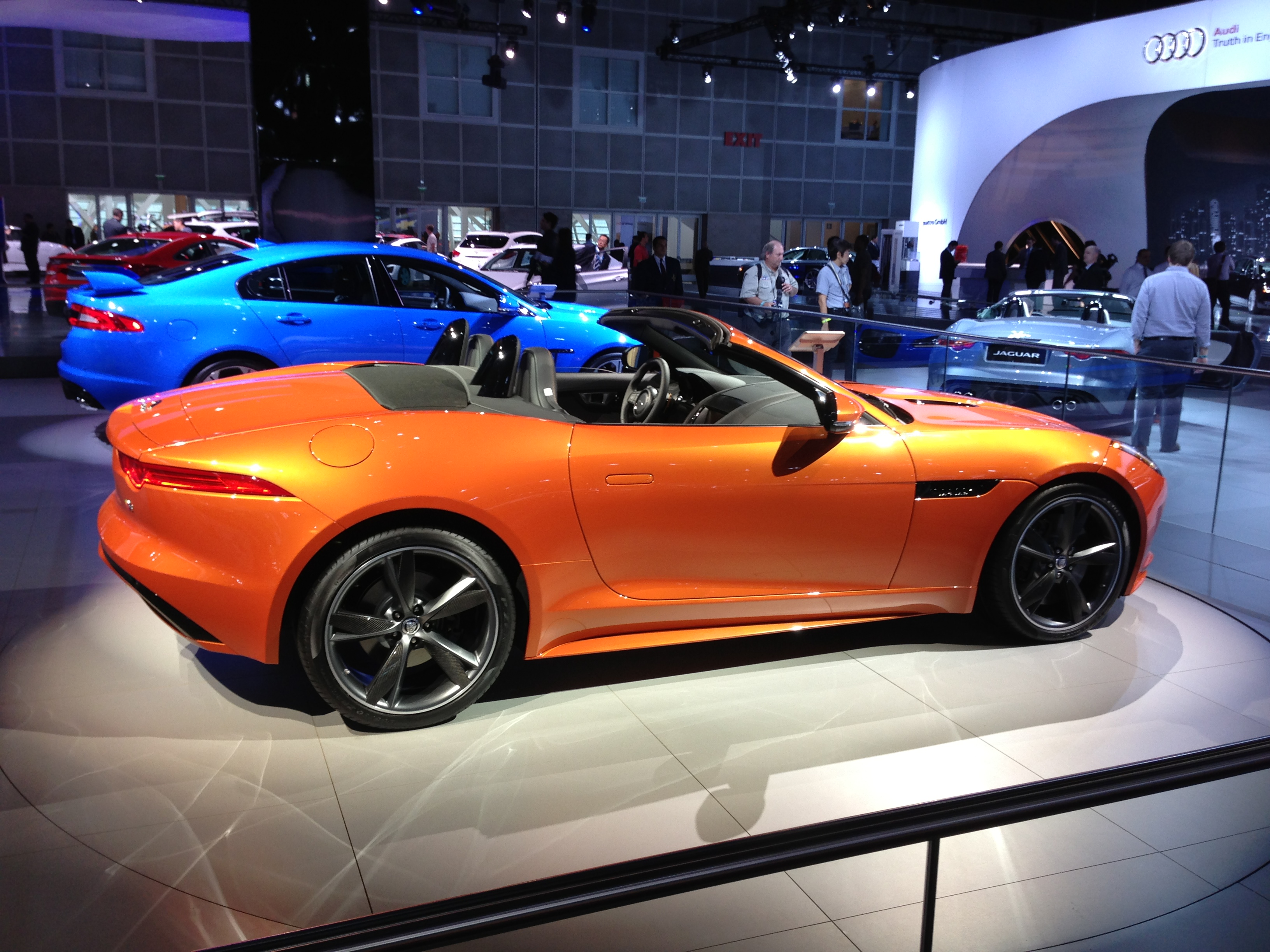 Armchair Executive: Why Even Bother With Auto Shows?