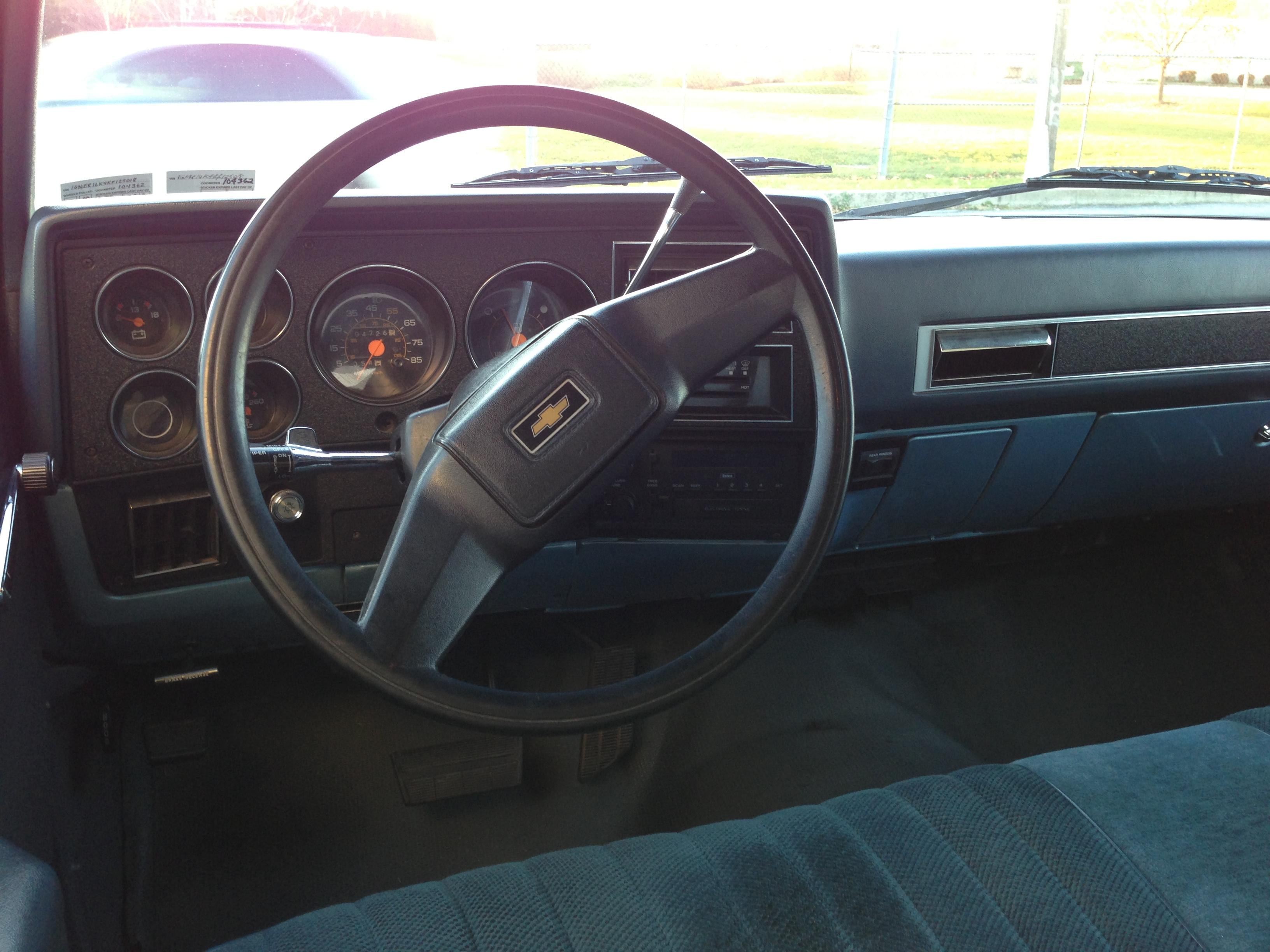 Capsule Review 1989 Chevrolet Suburban 1500 4x2