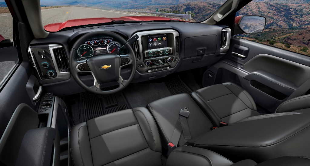 2014 Chevrolet Silverado And Gmc Sierra Pickups Revealed Autosavant Autosavant