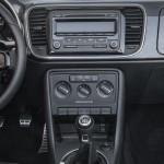 VW Beetle Interior 2