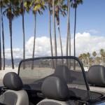 VW Beetle Windblocker