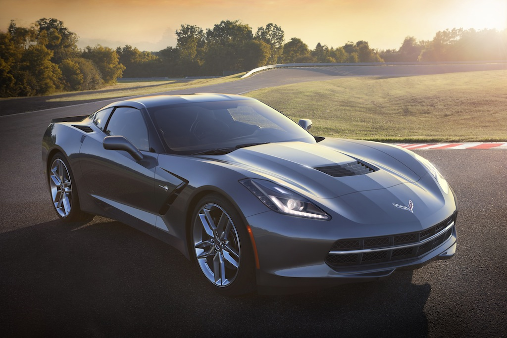 GM's Official Corvette Photography, 1953-2014